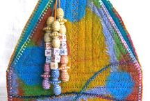 ART Textile Vessels