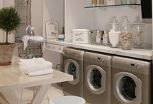 HOME - Laundry Room / by Taiyibah Ali
