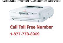 Okidata Printer  Tech Support &1-877-778-8969& Toll Free USA Toll-Free