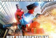 Deadpool etc.