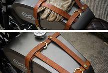 Bolsa couro mota
