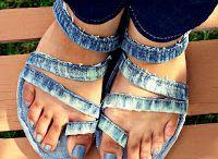 zapatos para hacer