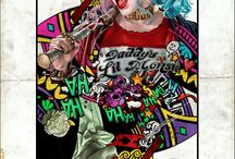 joker and harley quinnsuicide squad