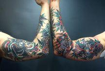 Tattoo Oldschool