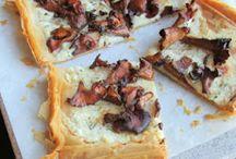 Recipes - Pies and Tarts