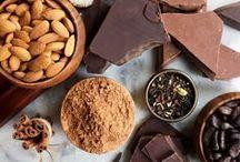 Pour l'Amour du Chocolat / Le mariage du Chocolat belge bio avec beaucoup d'amour...