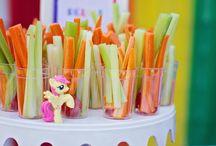 My Little Pony / Rainbow Party / by Tanya Richardson