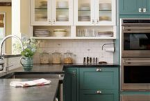 Kitchen ideas / by Jonna Ventura (Frayed Knot)