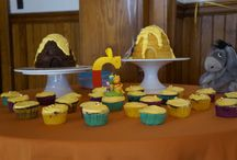 Cooper's Winnie the Pooh Party