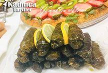 Bulgurlu pazı sarması
