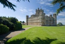 Highclere Castle (Downton Abbey) Wedding