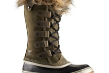 Sorel Style / by The Shoe Mart