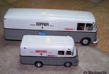 race transporter models