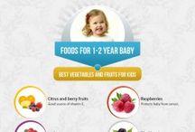 Baby feeding and health