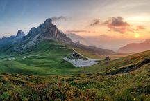 Dolomites / hory