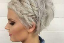 Interesting Hair Do's