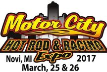 2017 Motor City Hot Rod and Racing Expo