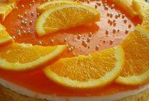 portakalı hafif pasta