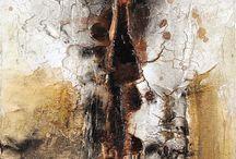 Gabriele Musebrink / Kunst, Art, Painting, Malerei, abstrakt, Abstract