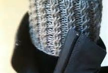 Accessories, Crochet and Knit
