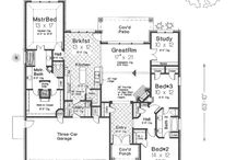 House plans2 / by Angela Beall