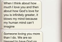 ..love.. / by Kristen Radka Combo