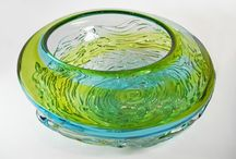 Glass Studio / Functional and decorative hand blown glass