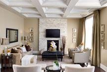 Design Ideas: Living Room / by Ali Blackshear