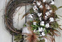 Cotton Boll Decorating & DIY / by Lori Allred {allreddesign.net}