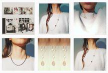 JEWELS, PHOTO SNAPSHOTS / Jewelry Photoshooting. Shots of jewelry worn ! !  Shop on-line in - http://www.eosbijoux.com  Find Us On Instagram - https://www.instagram.com/eos_bijoux/