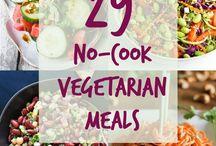Recipe: No Cook Vegetarian