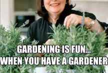 Gardening is fun