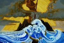Heerb Kane Paintings