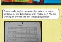 Kinder - Calendar