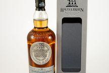 Hazelburn single malt scotch whisky / Hazelburn single malt scotch whisky