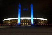 Olympiastadion / Olympic Stadium @ Berlin FESTIVAL OF LIGHTS