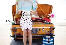 bucket list of trips / by Rachel Jean