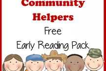 Community Helpers- Homeschool
