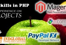 PHP Training in Bangalore / indglobal consultancy solution offers php training in Bangalore
