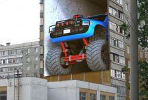 Street Art / Art from the street / by Jan Kinds