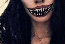 Horror / Monster make-up