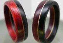 Rings / Wood rings