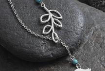 Woodland wonderland / Woodland creature & nature inspired jewellery