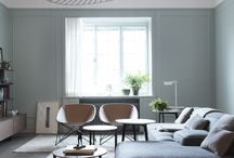 Green Grey Room