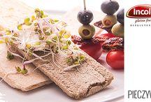 Bezglutenowe PIECZYWO / Świetnie nadaje się do skomponowania zdrowego śniadania, do pracy, na uczelnię. Najwyższej jakości, pyszne bezglutenowe pieczywo Incola- szukaj go na http://incola.com.pl/