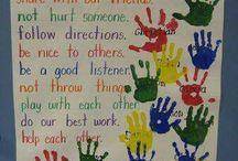Classroom rules activities