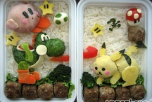 Bento / Bento, lunch box japonaise. / by faerie003