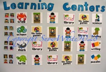 cricut ideas!!!! / ideas for using my cricut in my kindergarten classroom / by Angie Bonthuis