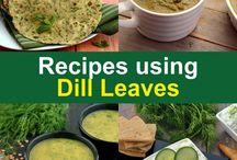 Dill Recipes, Sheep, Suva