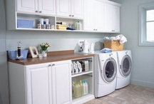 What Would You Put in Your Laundry Room? / A great laundry room makes a time consuming chore quick and easy.  Show us what you want in your laundry room. / by transFORM